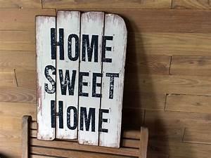 Home Sweat Home : tekstbord home sweet home tekst borden ~ Markanthonyermac.com Haus und Dekorationen