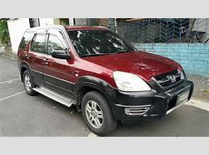 Honda CRV 2003 20 ivtec Automatic For Sale Used Cars