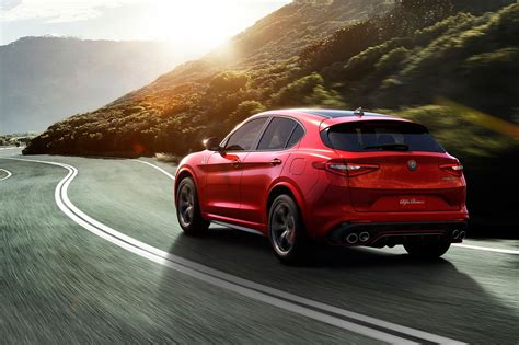 New Alfa Romeo Stelvio Quadrifoglio Suv Revealed Latest