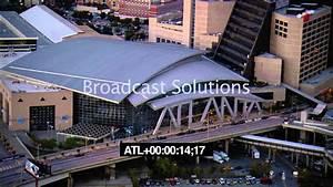 Philips Arena - Atlanta Sign
