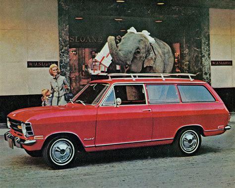 Opel Kadett Wagon by 1969 Opel Kadett Deluxe Station Wagon By Coconv