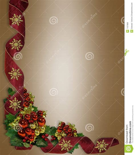 elegant christmas border festival collections