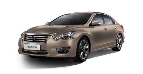 Nissan Teana Modification by Nissan Malaysia Teana Overview