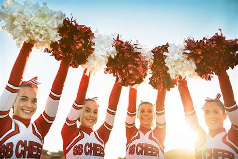 great cheers  chants  cheerleaders