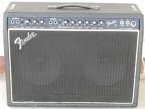 1980 Fender 30 Amp   Footswitch