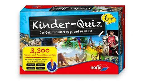 spiele für kinder ab 12 noris spiele kinder quiz f 252 r schlaue ab 6 jahren bestellen m 220 ller