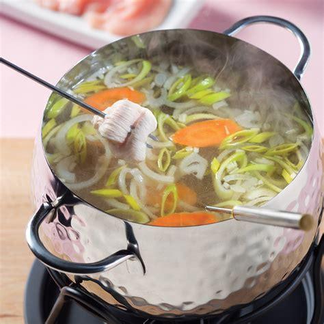 cuisine et vin de recette bouillon pour fondue au poireau et vin blanc recettes