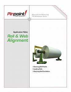 Whitepaper  Roll And Web Alignment