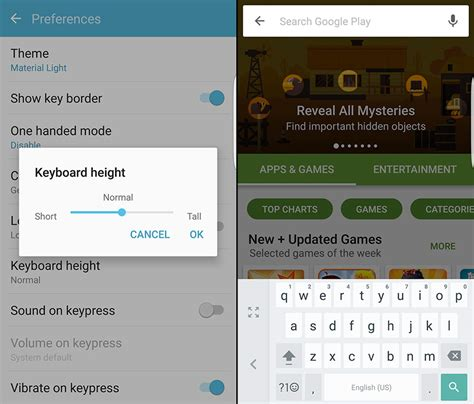 android keyboard update s new android keyboard update adds some much needed