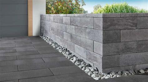 Steine Für Gartenmauer by Steine Gartenmauer Home Ideen