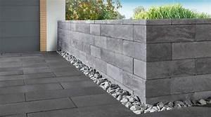 Steine Für Eine Mauer : impressa mauer gartenmauern system impressa koll steine ~ Michelbontemps.com Haus und Dekorationen