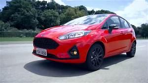 Novo Ford New Fiesta 2018  Pre U00e7o  Consumo E Detalhes