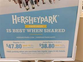discount hersheypark tickets at ship saves