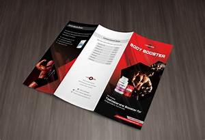 Corporate Gym Design Free 23 Fitness Brochure Designs Examples In