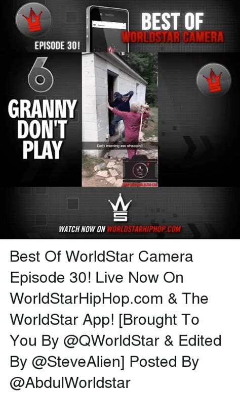Best Of Orlistar Camera Episode 30! Granny Don't Play