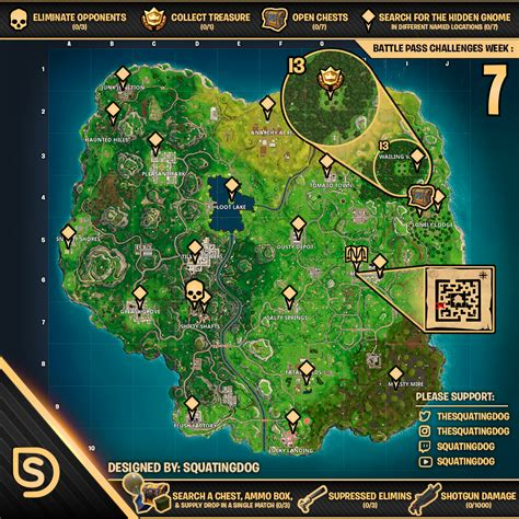 Fortnite Hidden Gnome Locations Metabomb