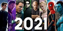What 2021's Movie Release Slate Looks Like Now   Screen Rant