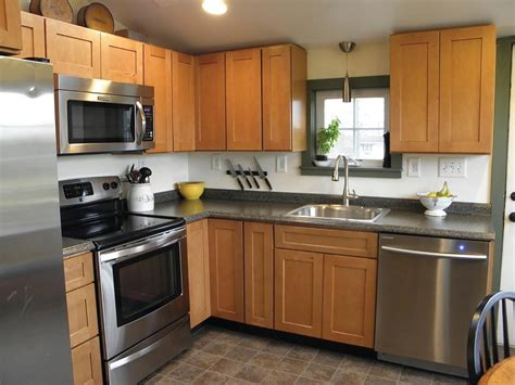 kitchen cabinets      pictured