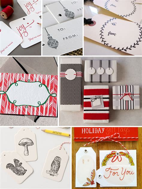 holiday gift wrap inspiration part 4