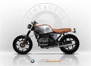 Bmw K100 Scrambler : kentauros bmw k75 scrambler motos graficas pinterest bmw ~ Melissatoandfro.com Idées de Décoration