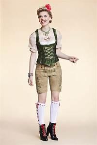 Coole Kostüme Damen : coole lederhose mit buntem stick damen lederhosen pinterest sticks ~ Frokenaadalensverden.com Haus und Dekorationen