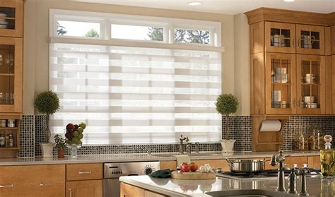 Modern Blinds by 5 Modern Kitchen Window Treatments To Replace Curtains