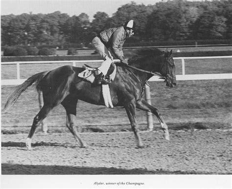 brigadier gerard  vault horse racing   present