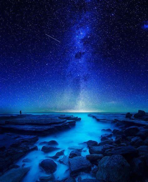 Milky Way, Night Skies And Stars