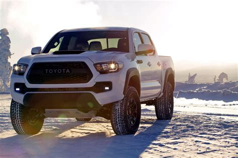 Toyota Raptor by 2017 Toyota Tacoma Trd Pro Is Like A Japanese Raptor