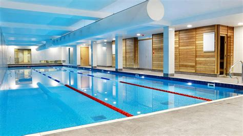 Indoor Swimming Pool In Shoreditch