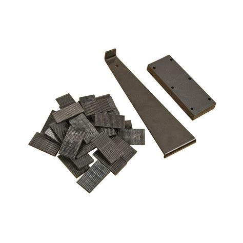 Laminate Floor Spacers Home Depot Canada by Sale Laminate Flooring Installation Kit With Tapping