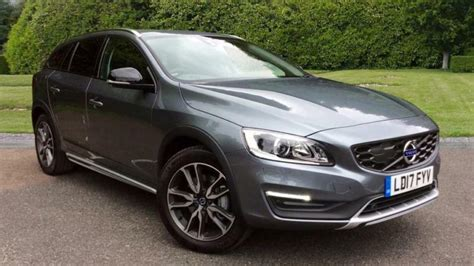 volvo   hp euro  cross country automatic