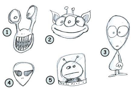 cool cartoon characters  draw