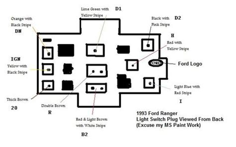 need a wiring diagram for a 1998 ford explorer headlight