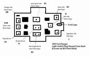 need a wiring diagram for a 1998 ford explorer headlight With radio wiring harness additionally ford headlight switch wiring diagram