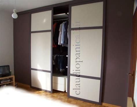 porte scorrevoli per cabina armadio porte e pareti scorrevoli ante specchio plexiglas erp
