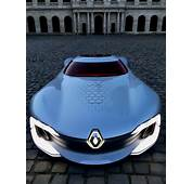 The Renault Trezor Wins French Prize Of Most Beautiful