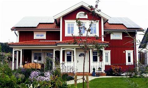 Schwedenhaus Mit Veranda by R 246 Rvikshus Mit Veranda H 228 User Haus Schwedenhaus Und