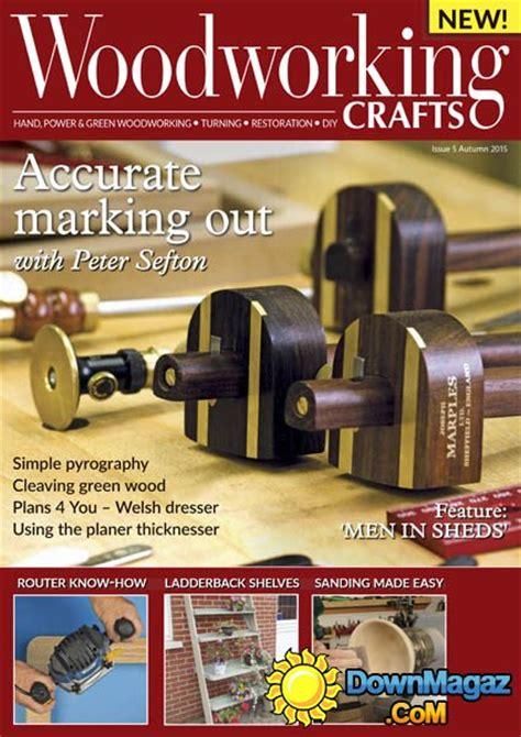 woodworking crafts uk autumn