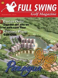 Full Swing Golf Magazine Edicion # 2 by REVISTA FULL SWING ...