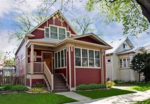 Arts & Crafts Bungalow - Traditional - Exterior - chicago