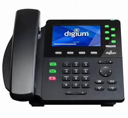 Desk Ip Digium Telephone D65 Voip D62