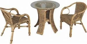 Table Et Chaise Jardin : table et chaise de jardin ~ Teatrodelosmanantiales.com Idées de Décoration