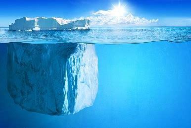 beijings arctic play   tip   iceberg