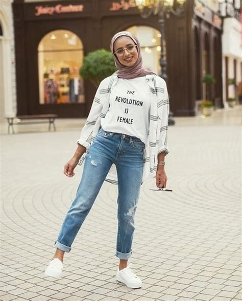 Modern and fashionable hijab outfits u2013 Just Trendy Girls