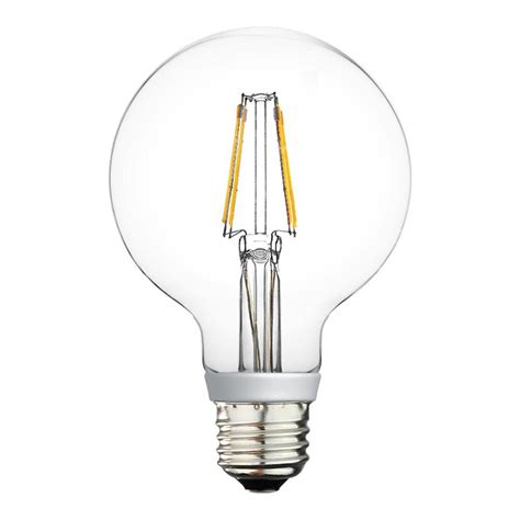 40w equivalent soft white t10 vintage filament dimmable