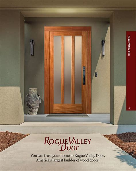 rogue valley doors literature rogue valley door