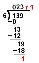 a division problem division with remainders wyzant resources