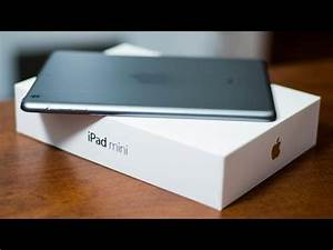 iPad Mini 2 Unboxing - YouTube