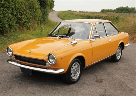 Fiat 124 Sport Coupe Only cars and cars